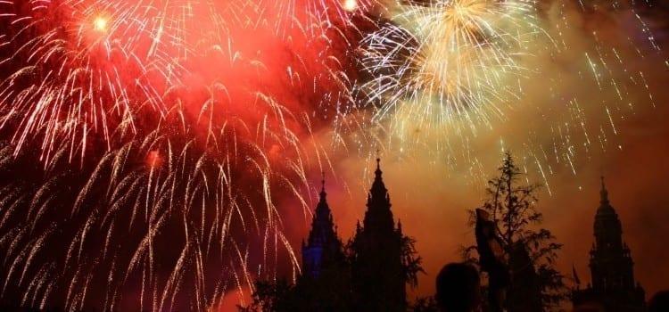 Fiestas del año xacobeo
