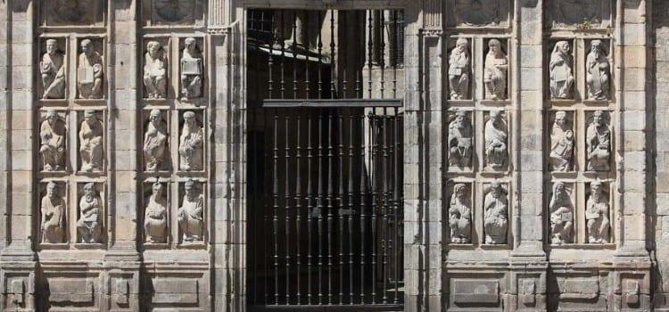 La puerta santa
