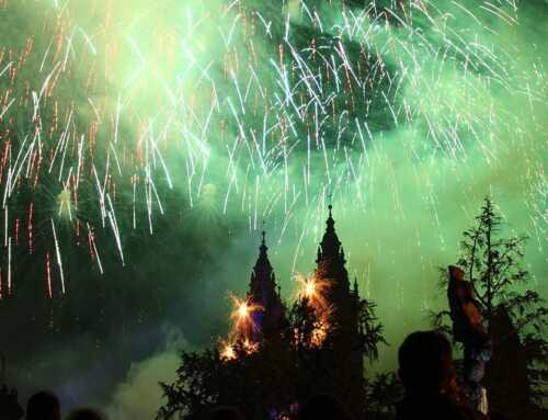 Fiestas del Apóstol Santiago: Festejos, espectáculo y actividades