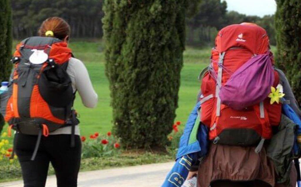 897838158 Consejos para la mochila en el Camino de Santiago