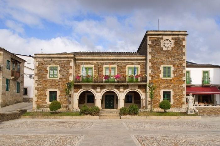 Etapas Camino Santiago desde Sarria