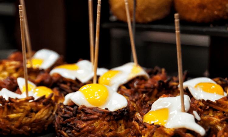 gastronomia nel tratto da Roncisvalle a Logroño