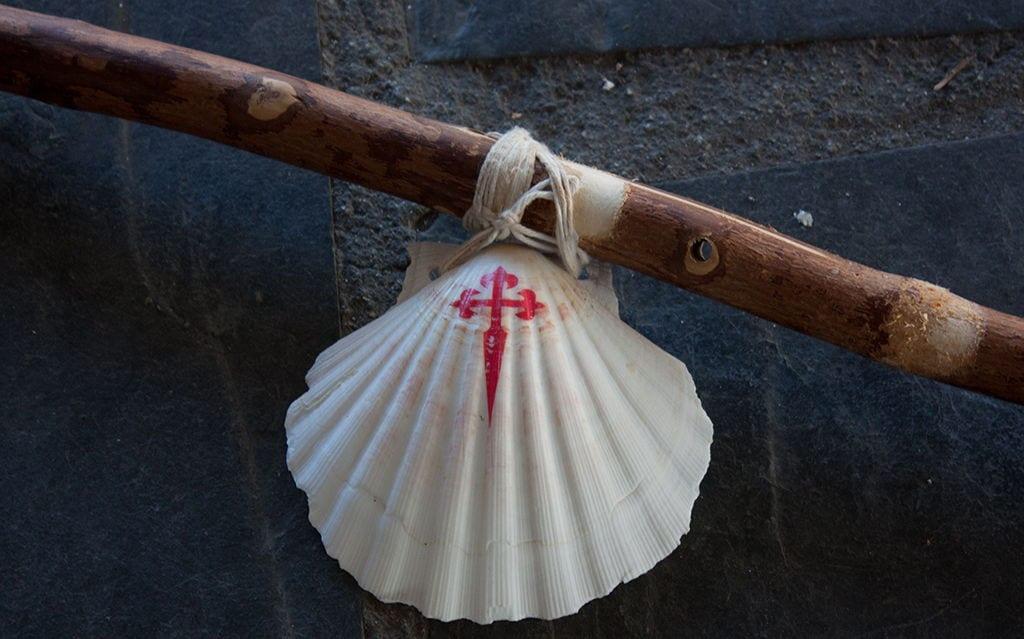 Símbolos del Camino de Santiago