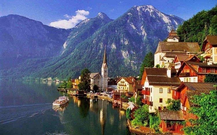 Austria y el Danubio