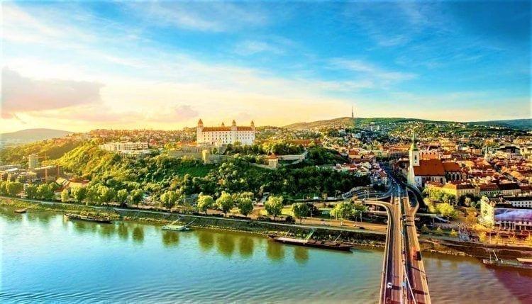 Ciudad de Bratislava
