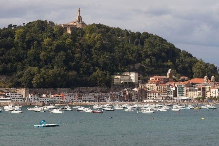 Monte Urgull San Sebastian