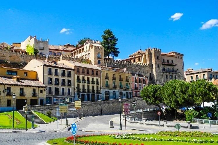 Plaza Segovia