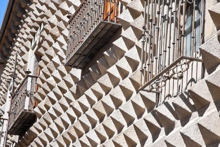 Casa de Los Picos en Segovia