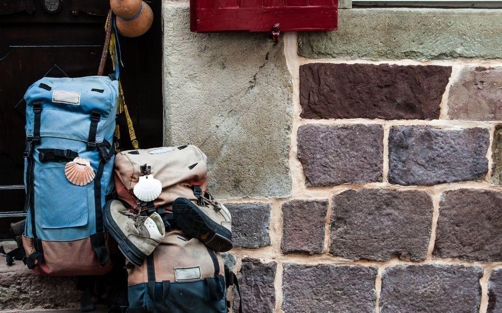 Transporte de equipaje en el Camino de Santiago • ¿Cómo lo hacemos?