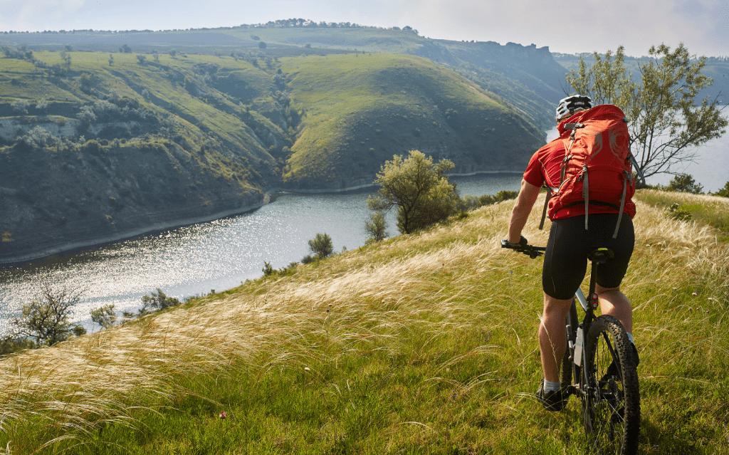 qué llevar al camino con bici
