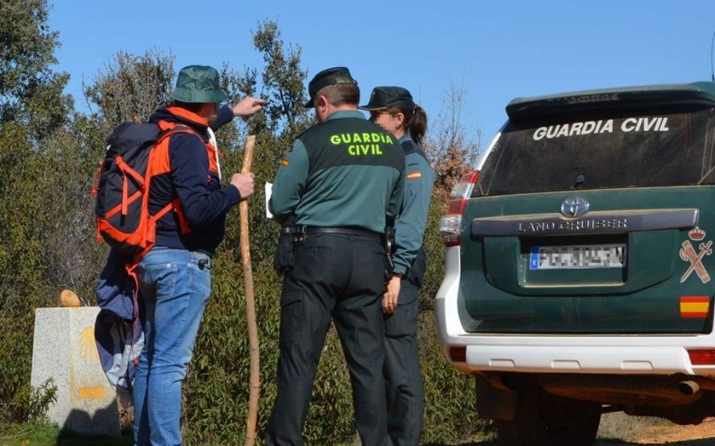 Sicurezza sul Cammino di Santiago
