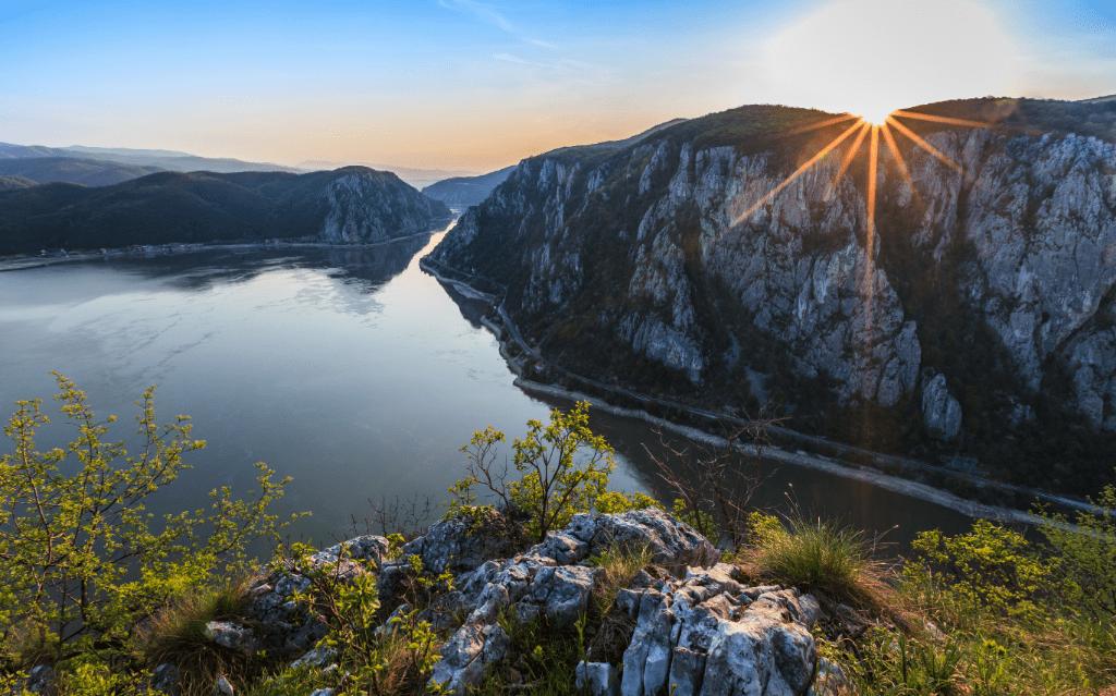 Danubio river