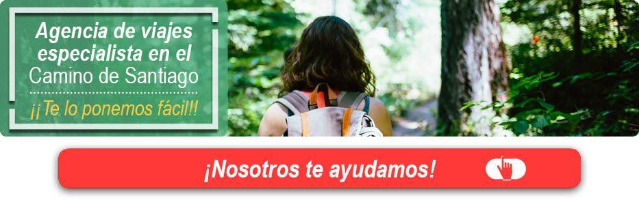 Agencia de viajes especialista en el Camino de Santiago
