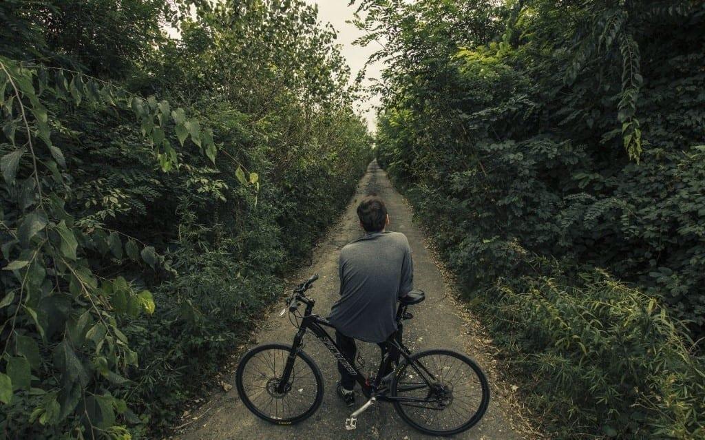 Comienza a hacer cicloturismo