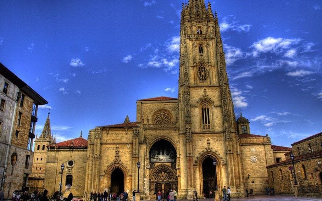 Resultado de imagen de Catedral de San Salvador de Oviedo