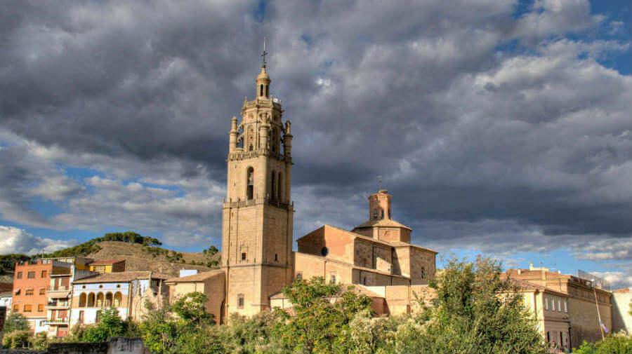 Los Arcos Camino Francés Logroño