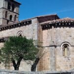 Cervatos • Meet the Collegiate Church of San Pedro with its obscene decoration