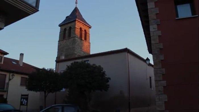 el burgo ranero iglesia