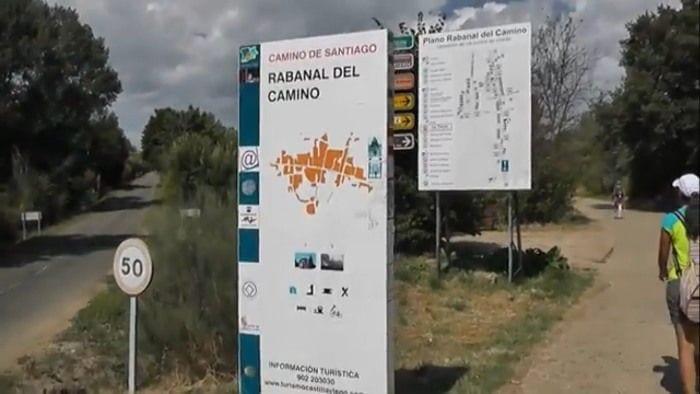 entrada a rabanal