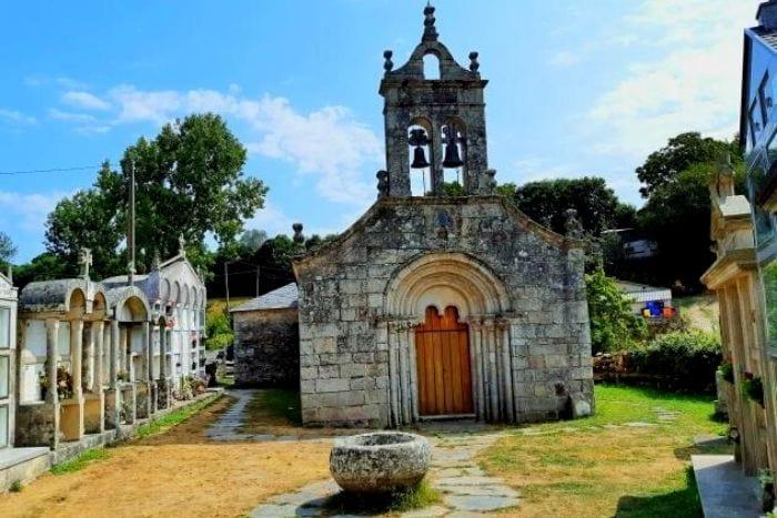 Ferreiros • Antiguo lugar de abastecimiento para los peregrinos