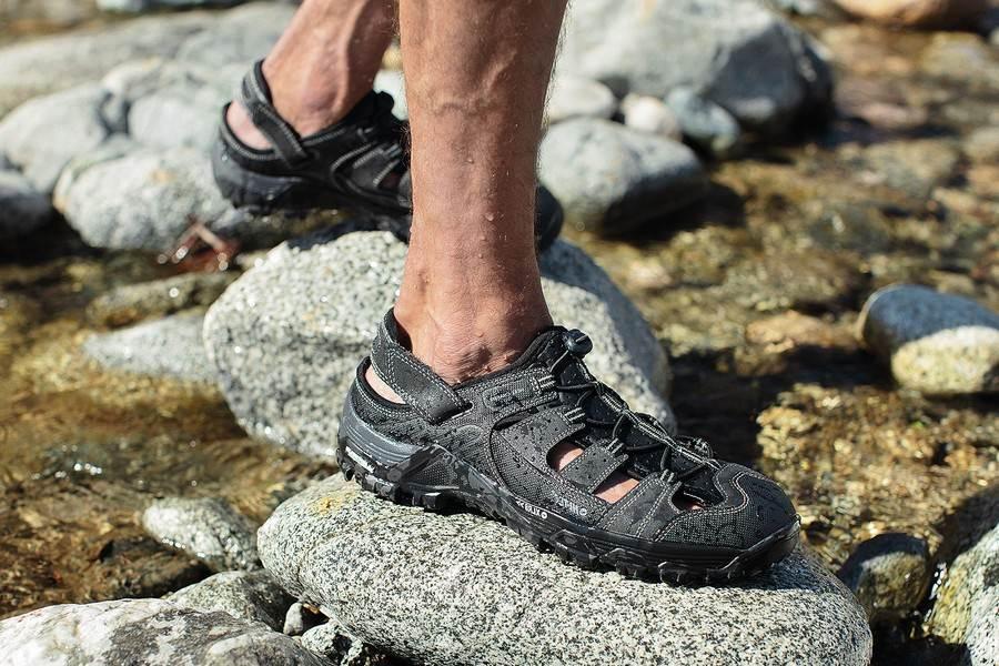 Sandalias para caminar