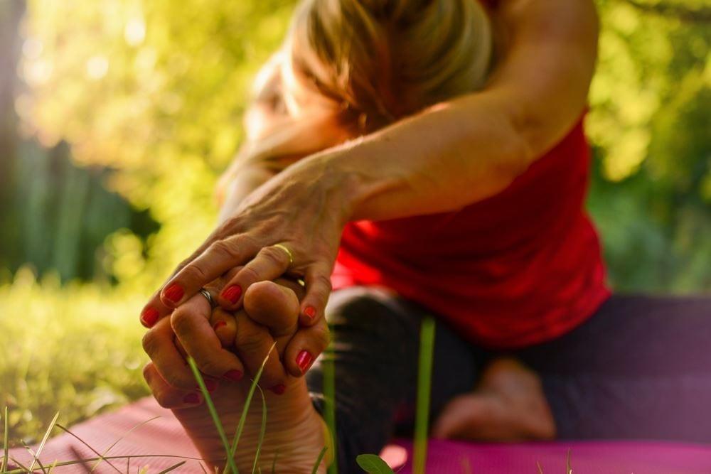camino de santiago yoga