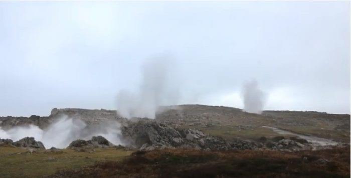 Bufones de Arenillas • Se testigo de uno de los fenómenos naturales más impresionantes de Asturias