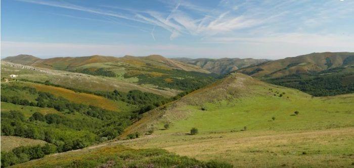 Parque Natural Saja Besaya • Senderismo y actividades extremas en uno de los espacios protegidos más extensos de Cantabria
