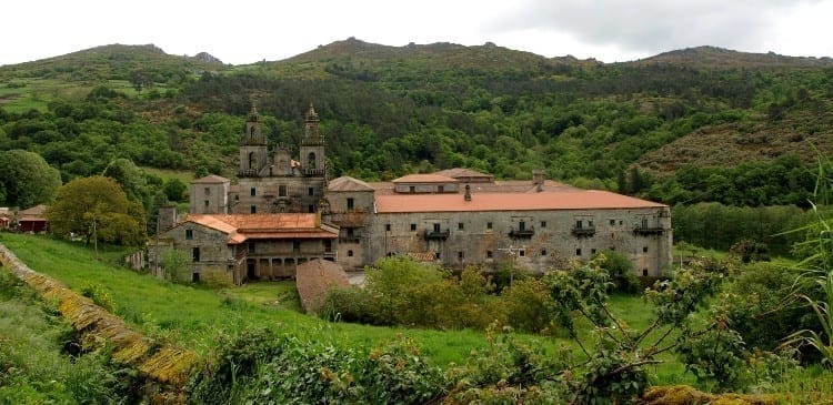 La Via De La Plata From Ourense 110km Viajes Camino De Santiago