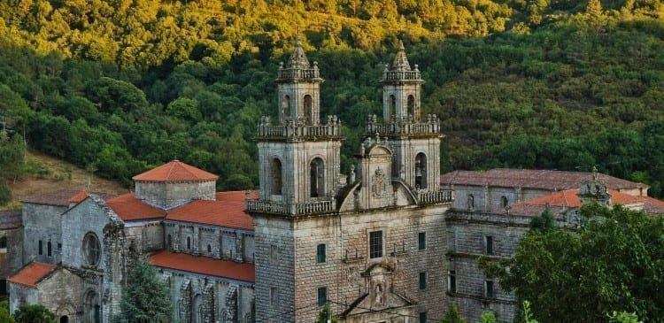 The Silver Route from Ourense to Santiago