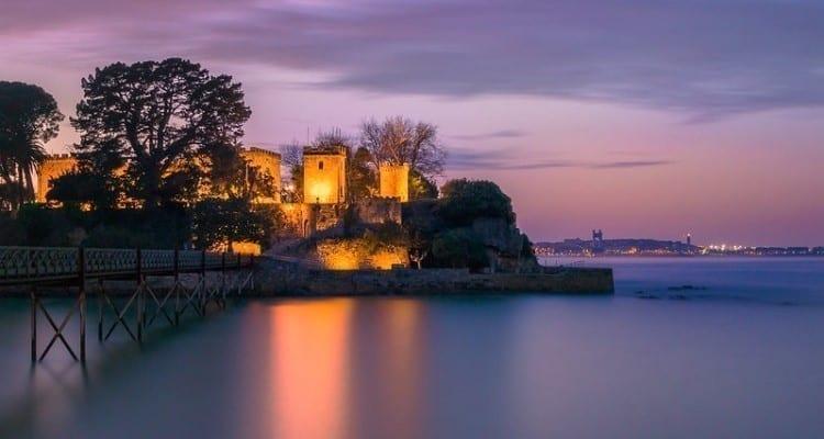 Castillo de Santa Cruz de Oleiros