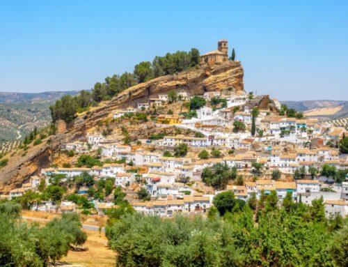 Villaggio di Montefrio: il balcone di Granada