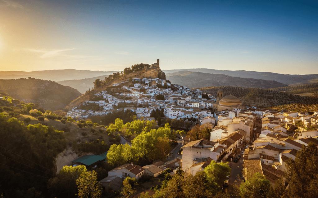 Montefrío: el balcón de Granada