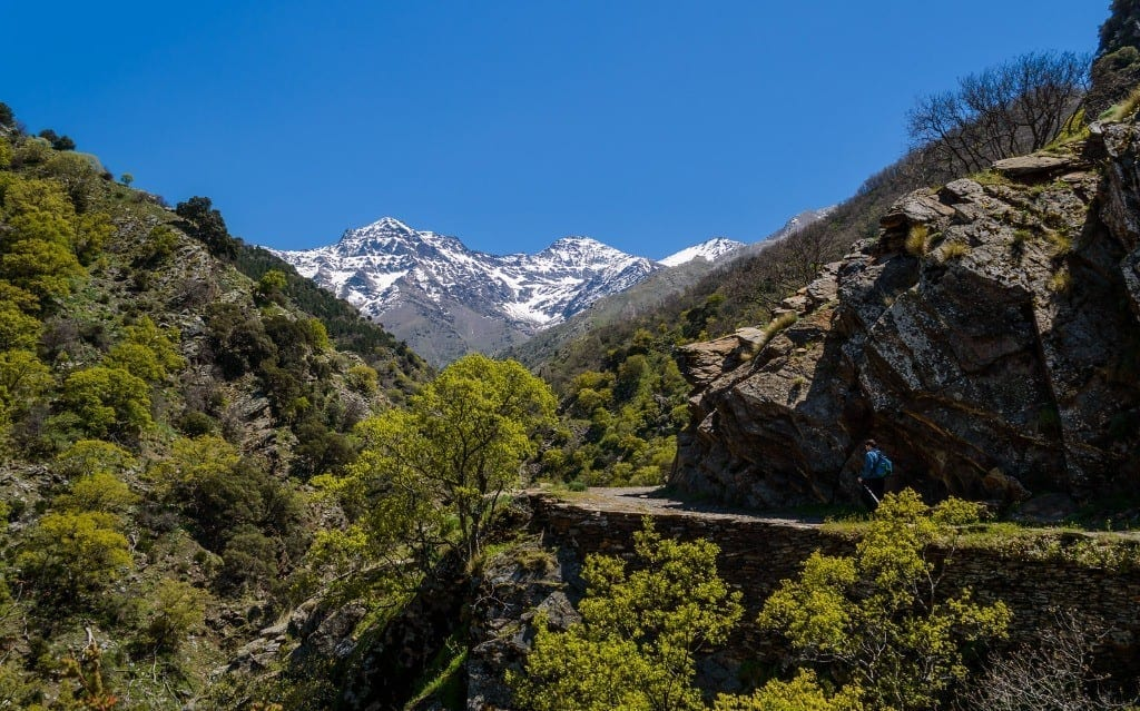 La Vereda de la Estrella: la bella ragazza della Sierra Nevada