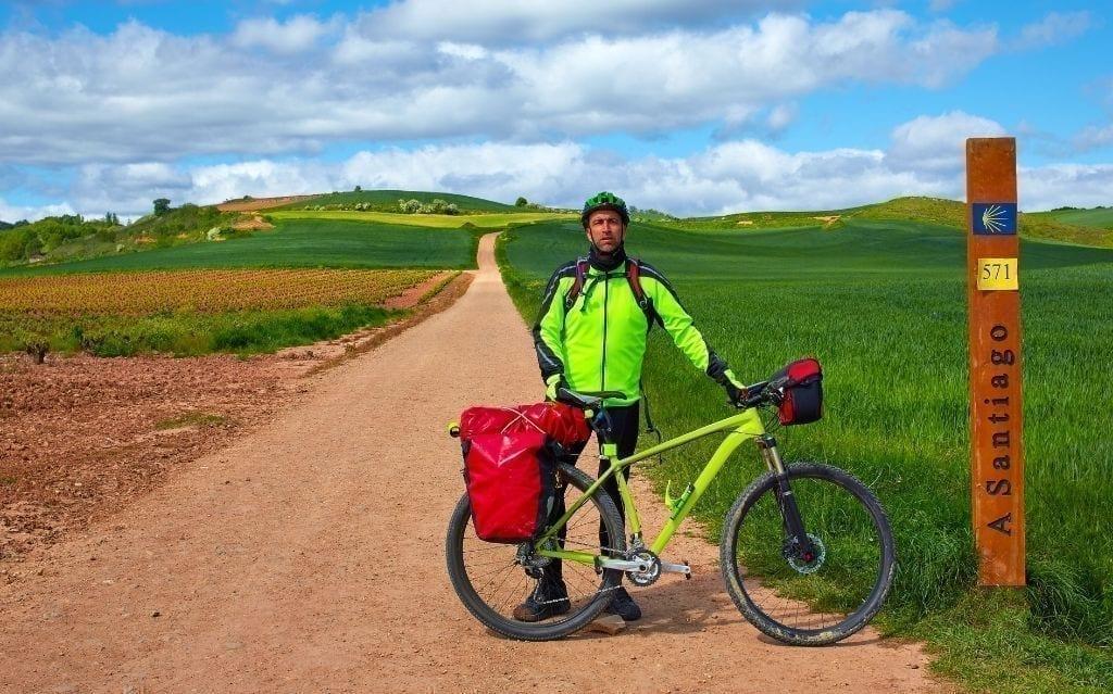 Mejor bicicleta para el Camino de Santiago