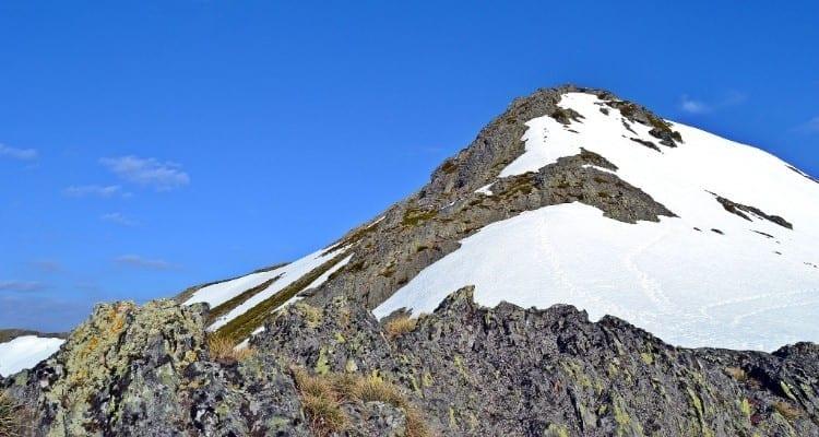 Pico de Pena Trevinca