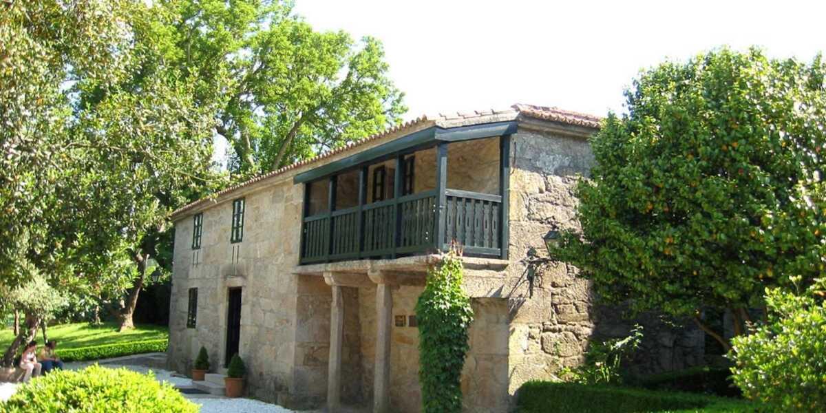 Casa Museo Rosalía de Castro Padrón