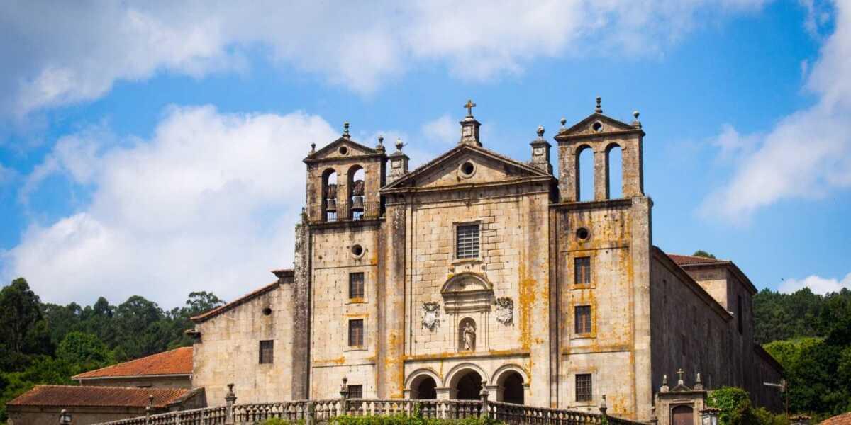 Iglesia de Santiago Camino Portugués