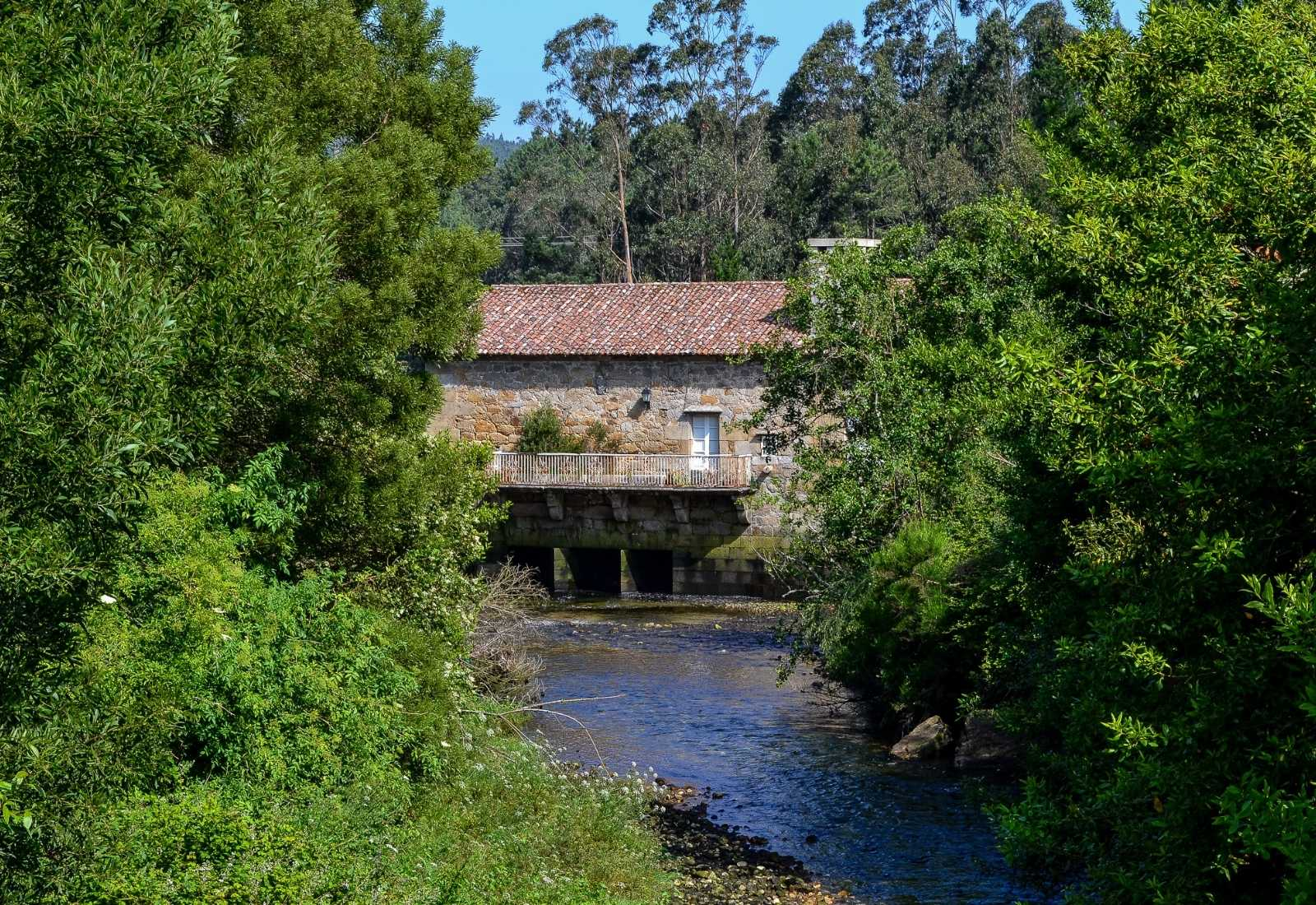 Camino de los faros Ponte do Porto