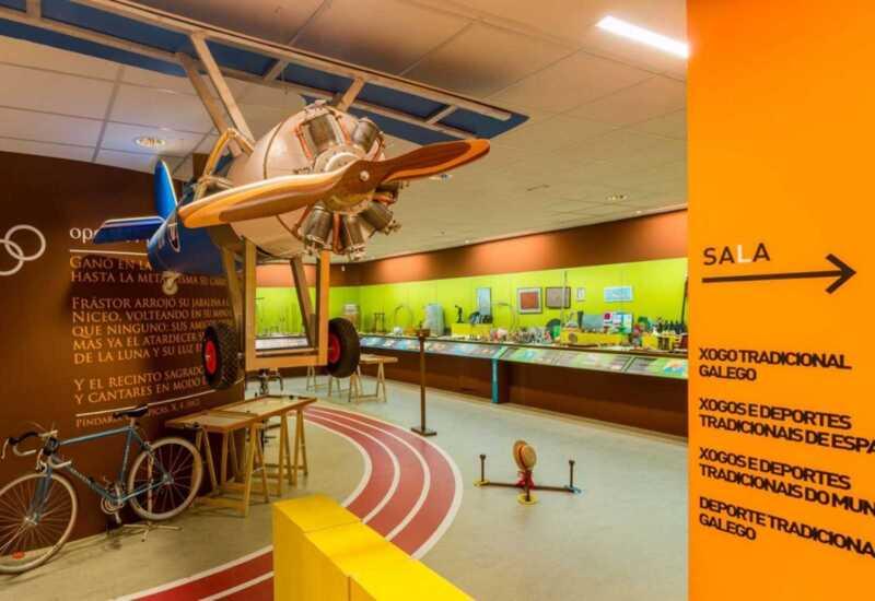 Museo etnolúdico de Ponteceso
