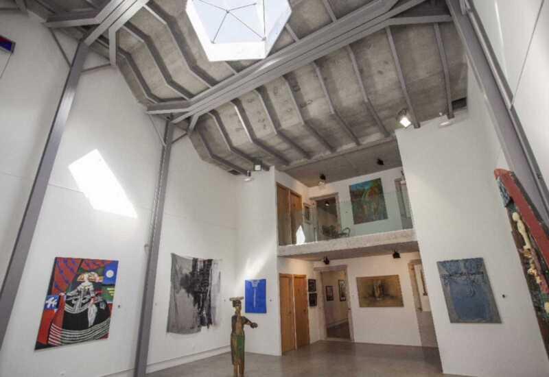 Museo d'arte contemporanea Costa da Morte di Corme